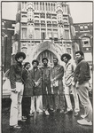 Seven Martin Luther King Scholarship Students by Providence College Special & Archival Collections
