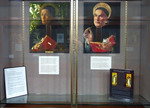 Pillars of the Dominican Order: St. Dominic De Guzman & St. Thomas Aquinas Exhibit Case - Photo 2