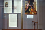 Pillars of the Dominican Order: St. Dominic De Guzman & St. Thomas Aquinas Exhibit Case - Photo 3