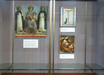 Pillars of the Dominican Order: St. Dominic De Guzman & St. Thomas Aquinas Exhibit Case - Photo 4
