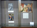 Pillars of the Dominican Order: St. Dominic De Guzman & St. Thomas Aquinas Exhibit Case - Photo 6
