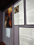 Pillars of the Dominican Order: St. Dominic De Guzman & St. Thomas Aquinas Exhibit Case - Photo 7