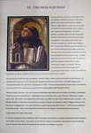St. Thomas Aquinas: Biography - Page 1 by Providence College Special & Archival Collections