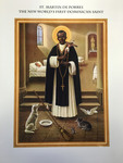 St. Martin De Porres: The New World's First Dominican Saint