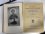 The Life of Blessed Saint Martín - Book by J. C. Kearns O.P.
