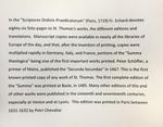 Summa Theologiae: History - Page 2