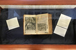 The 1631-1632 Edition of the Summa Theologica: Wooden Exhibit Case - Photo 6 by Providence College Special & Archival Collections