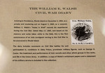 The William E. Walsh Civil War Diary Biography
