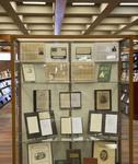 The Bruce E. Graver Collection on John G. Whittier - Exhibit Case