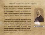 John G. Whittier Biography - Part 1