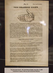 """The Branded Hand"", The Anti-Slavery Bugle, Issue No. 9"