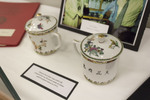 John V. Brennan's Porcelain Cups Purchased in China