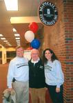 Father J. Stuart McPhail, O.P. (center) With Alumni