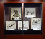 Fawcett and Lanning Exhibit Case-Photo 1