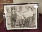 Photograph of the Reuter Family