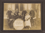 Photograph of Frank Jenoch's Empire Orchestra of Pawtucket