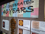 INTI Celebrates 40 Years Exhibit - Photo 13 by Providence College
