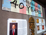INTI Celebrates 40 Years Exhibit - Photo 19