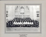 The First Entering Class On Opening Day by Providence College Special & Archival Collections