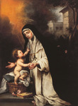 St. Rosa of Lima - Reproduction