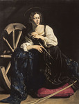Saint Catherine of Alexandria in Prison: Reproduction