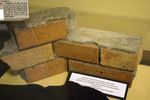 Bricks From The Sons Of Zion Synagogue, 45 Orms Street