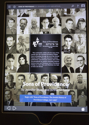 Sons Of Providence Virtual Exhibit Home Page