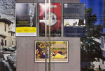 Providence College Theatre Billboard Exhibit Case - Photo 5