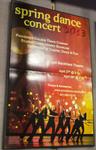 Spring Dance Concert Poster