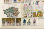 Vatican Stamp Collection - Detail