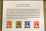Vatican Stamp Collection Provisional Surcharges