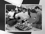 Freshmen: Then and Now Exhibit Case - Photo 9