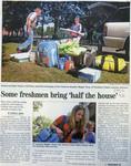 Freshmen: Then and Now Exhibit Case - Photo 12