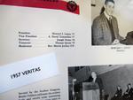 Freshmen: Then and Now Exhibit Case - Photo 16