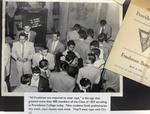 Freshmen: Then and Now Exhibit Case - Photo 18