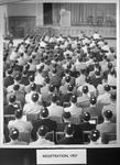Freshmen: Then and Now Exhibit Case - Photo 19