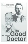 The Good Doctor Playbill by Providence College