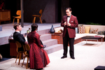 Hedda Gabler Production Photos by Providence College and Gabrielle Marks