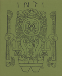 Inti No. 2, Otoño 1975, Cover