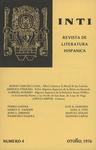 Inti No. 4, Otoño 1976, Cover