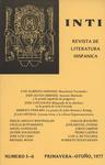 Inti No. 5-6, Primavera-Otoño 1977, Cover
