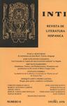 Inti No. 8, Otoño 1978, Cover