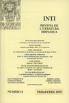 Inti No. 9, Primavera 1979, Cover