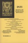 Inti No. 12, Otoño 1980, Cover