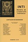 Inti No. 22-23, Otoño 1985, Cover