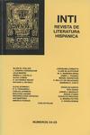 Inti No. 24-25, Otoño 1986, Cover
