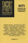 Inti No. 28, Otoño 1988, Cover