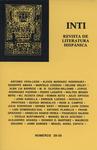 Inti No. 29-30, Primavera 1989, Cover