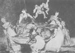 Disparate feminino (Feminine Folly), ca. 1815-1824.