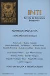 Inti No. 49-50, Primavera 1999, Cover